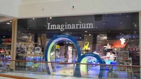 В «Ауре» открылся магазин испанских игрушек Imaginarium