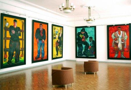 В Новосибирске открылась выставка Зураба Церетели