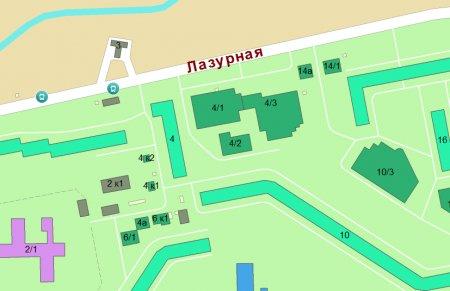 Коммунальные службы устранили прорыв на ул. Лазурной