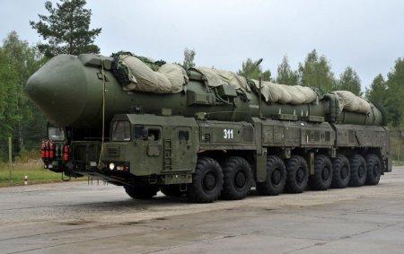 Новосибирских военных вооружают ракетным комплексом «Ярс»