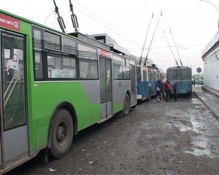 Работники троллейбусного ДЭПО жалуются на неисправность транспорта