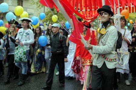 Первый Сибирский карнавал пройдет в Новосибирске пройдет в ближайшие выходные