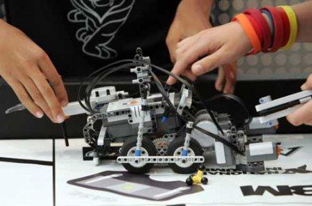 Первые Городские соревнования по робототехнике пройдут 17 и 18 марта