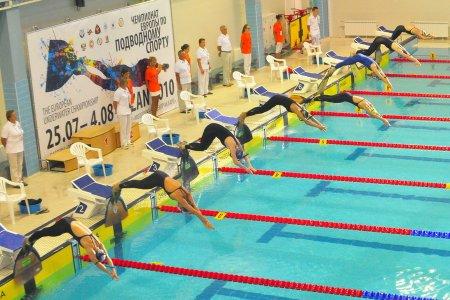 Новосибирские пловцы выиграли золотую и серебряную медали на международных соревнованиях