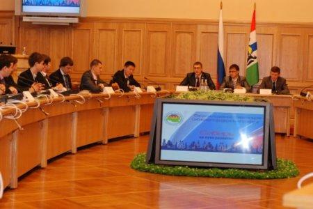 В понедельник, 19 марта, Губернатор Василий Юрченко проведет заседание Правительства Новосибирской области