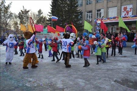 В V зимней Спартакиаде муниципальных образований Новосибирской области приняли участие почти 7,5 тысяч спортсменов