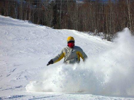 Новосибирские сноубордисты попали в тройку лидеров Кубка Европы