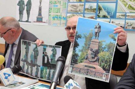 Фото будущего памятника Александру III показали новосибирцам