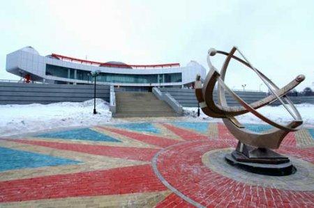 Праздник в новосибирском планетарии