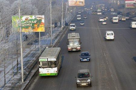 Дорожники в Новосибирске готовятся к весеннему ремонту проезжей части
