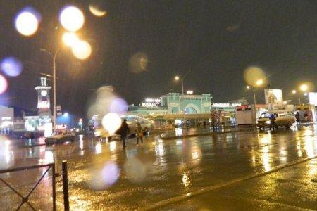 В воскресенье 25 марта в Новосибирске будет тепло и дождливо