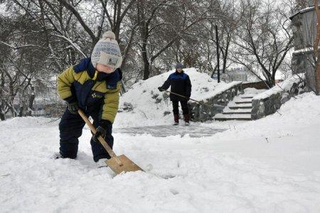 В понедельник 26 марта в Новосибирске тепло, ветрено и дождливо