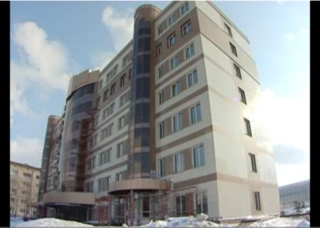 Строительство нового корпуса Института социальной реабилитации выходит на финишную прямую