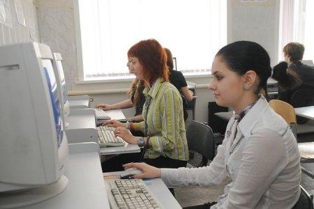 В Новосибирской гимназии №7 вместо дневников и классных журналов будут планшетные компьютеры