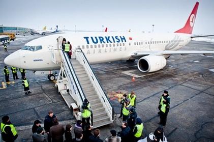 Аэропорт Толмачёво перешел на летнее расписание