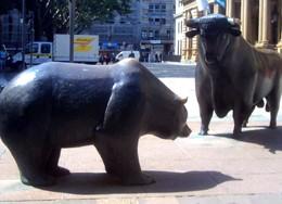 Игра в быков и медведей