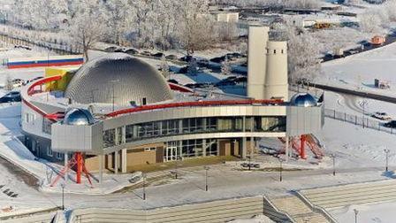Новосибирский планетарий начинает проводить индивидуальные экскурсии