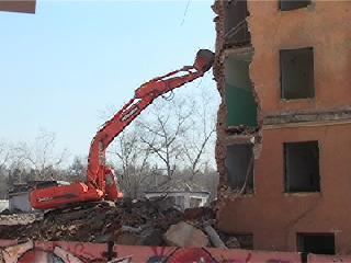 Историческое здание все-таки сносят