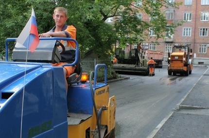 Мэр проведет рабочее выездное совещание по ремонту дворов