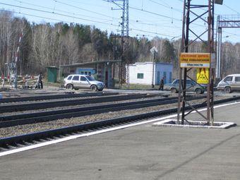 Власти НСО планируют достроить дорогу в обход ж/д перезда на участке Барышево-Кольцово, но не очень скоро