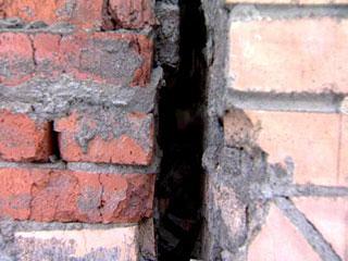 Прокуратура обнаружила трещины в новых домах для ветеранов