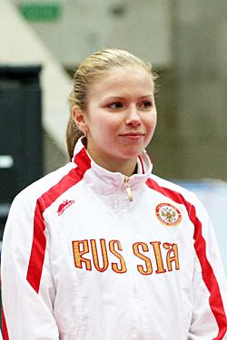 Новосибирская саблистка завоевала золото чемпионата мира