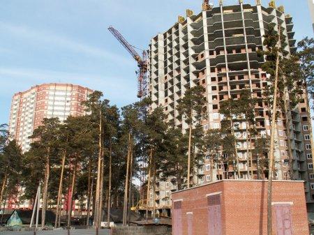«Кварсис» сдал 25-этажный дом возле Заельцовского парка