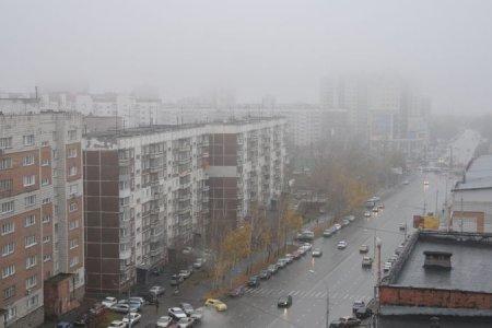 В пятницу в Новосибирске похолодает еще сильнее