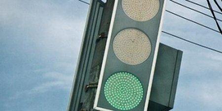 На «Родниках» установят первый в городе плоский светофор