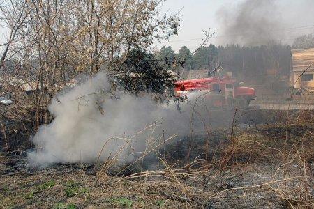 В Новосибирской области полыхают 15 лесных пожаров