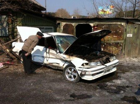 Авария у въезда в Нижнюю Ельцовку: погибла женщина-водитель