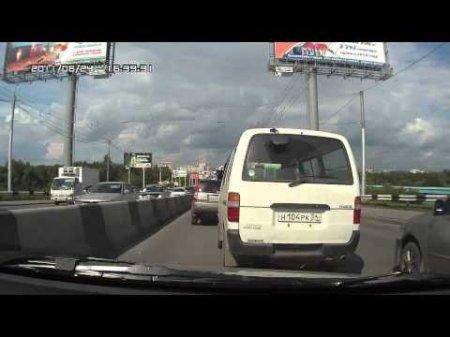 В Новосибирске установят разделительные барьеры на самых оживленных магистралях