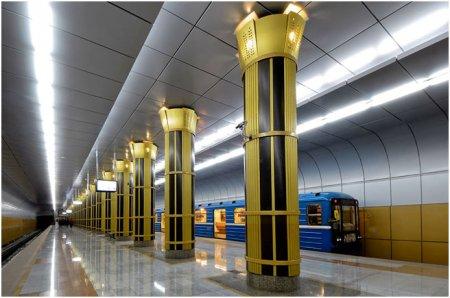 Первые итоги работы станции «Золотая Нива» с новым вестибюлем