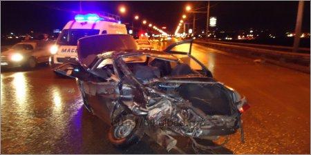 Водитель «Лады» получил 5 лет за страшную аварию на Димитровском мосту