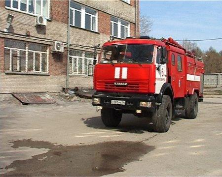 Добровольная пожарная дружина СГГА