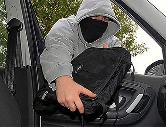 В Новосибирске снизилось число автомобильных краж