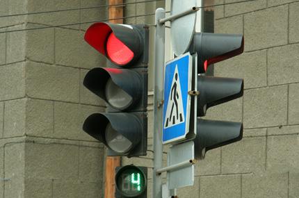 В Новосибирске появятся экспериментальные светофоры