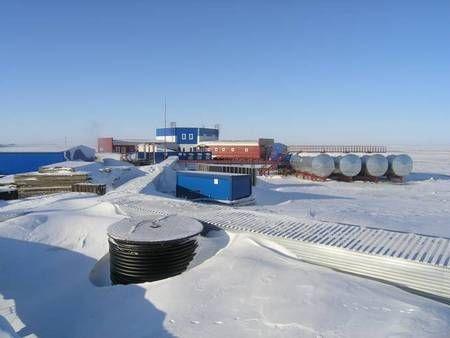 Сибирские ученые открывают станцию в Арктике за полмиллиарда