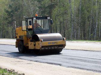 В Новосибирской области начался ремонт федеральных автодорог