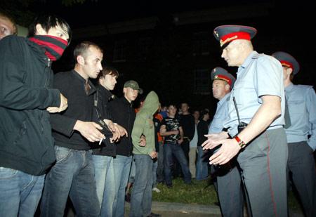 Драка китайцев и русских на пилораме: один погибший