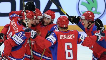 Сборная России победила словаков и выиграла чемпионат мира по хоккею