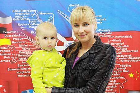 Миллионный пассажир зарегистрирован в аэропорту Толмачёво