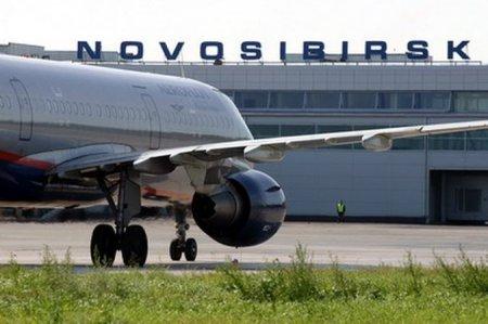 Боинг, летевший из Амстердама, задел крылом световую опору