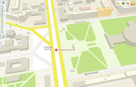 Справочник 2ГИС обзавелся 3D-картой