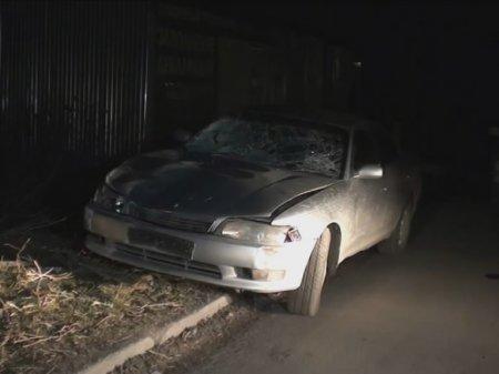 Пьяный за рулём сбил насмерть двух женщи...