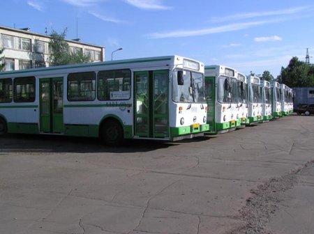 Дополнительные автобусы для дачников