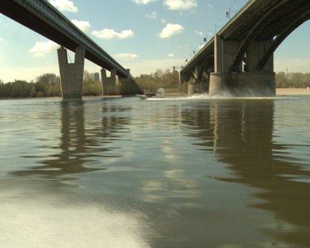 Смотр сил и средств спасения на воде. Водолазы Новосибирска