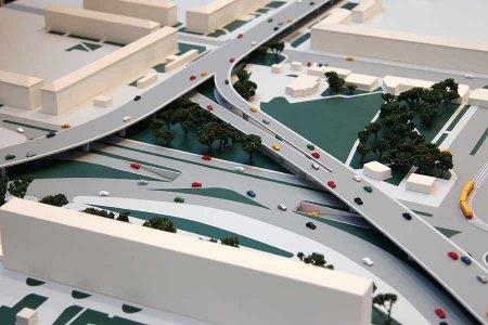 В Новосибирске начинается работа над четвертым мостом через Обь
