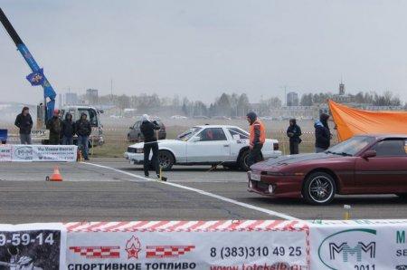 Как прошло Открытие летнего гоночного сезона в Новосибирске