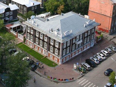Областные власти продают памятник архитектуры на ул. Ленина